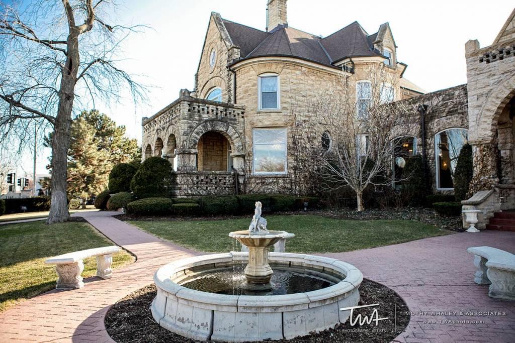 History Patrick Haley Mansion