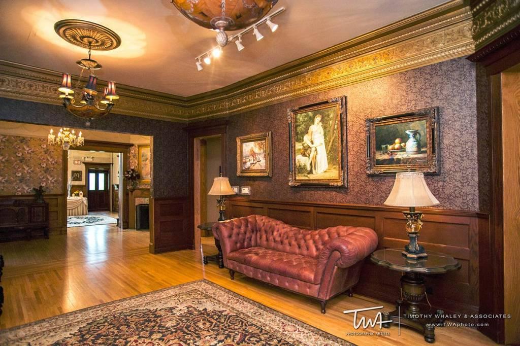 Wedding Reception Venues Chicago Patrick Haley Mansion