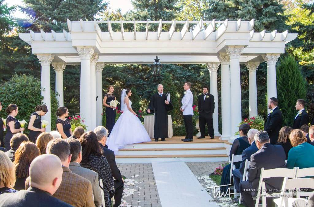 Narrowing in on the Perfect Wedding Venue